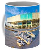 Museum Of Contemporary Art In Zagreb Coffee Mug