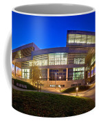 Museum Of Contemporary Art In Zagreb Exterior Coffee Mug