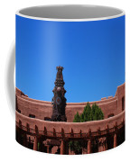 Museum Of Indian Arts And Culture Santa Fe Coffee Mug