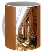 Museum Side Up Coffee Mug