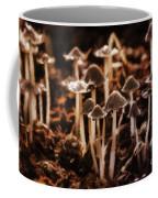 Mushroom Friends Coffee Mug