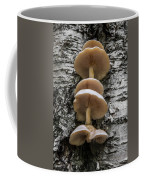Mushroom Treehouse Coffee Mug
