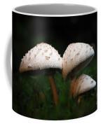 Mushrooms In The Morning Coffee Mug