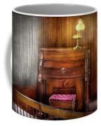Music - Organist - A Vital Organ Coffee Mug by Mike Savad