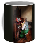 Music - Organist - The Lord Is My Shepherd  Coffee Mug