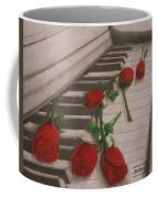 Music Creates Beautiful Things Coffee Mug
