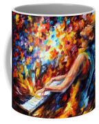 Music Fight Coffee Mug