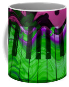 Music In Color Coffee Mug