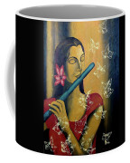 Music In Silence Coffee Mug