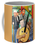 Music In The Park Coffee Mug