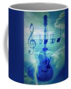 Music Is Everything Lightning Coffee Mug