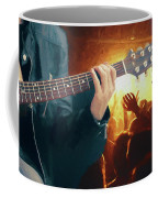 Music Soothes The Soul - Painting1 Coffee Mug by Ericamaxine Price