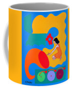 Music Unlocks The Memories Coffee Mug