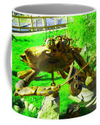 Musical Crab Coffee Mug