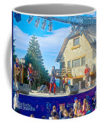 Musical Entertainment In Central Park In Bariloche-argentina Coffee Mug