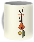 Musical Instruments 2 Coffee Mug