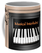 Musical Interlude Coffee Mug by Will Borden