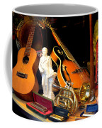 Musically Inclined Coffee Mug