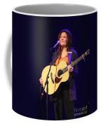 Musician Rosanne Cash Coffee Mug