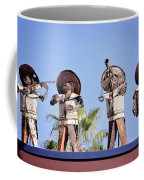 Musicians At The Hotel California Todos Santos Mx Coffee Mug