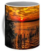 Muskegon Sunset Coffee Mug