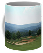 Musket Ridge Golf - In The Foothills Of The Catoctin Mountains - Par 5 - 10th Coffee Mug