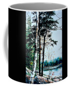 Muskoka Morning Coffee Mug