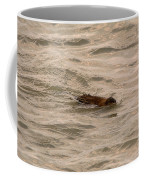 Muskrat In Lake Coffee Mug