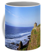 Mussenden Temple, Portstewart, Co Coffee Mug