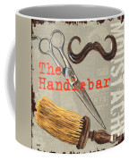 Mustache 1 Coffee Mug by Debbie DeWitt