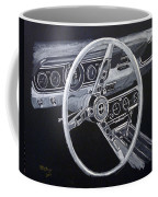 Mustang Dash Coffee Mug