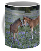 Mustang Foals Coffee Mug