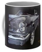 Mustang Front Coffee Mug