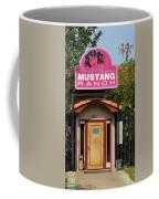 Mustang Ranch Entrance Coffee Mug