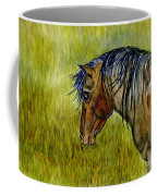Mustang Stallion Coffee Mug