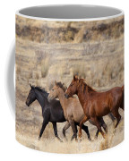 Mustang Trio Coffee Mug