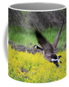 Mustard Flight Coffee Mug