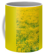 Mustard Flowers Coffee Mug