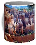 Muted Bryce Coffee Mug