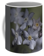 Muted Forget Me Not  Coffee Mug