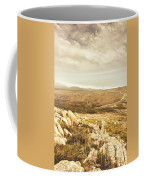 Muted Mountain Views Coffee Mug