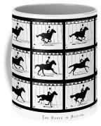 Muybridge: Horse Coffee Mug