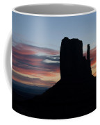 Mv Mitten Sunrise 7636 Coffee Mug