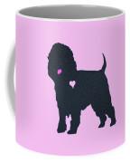 My Affenpinscher Heart Belongs To You Coffee Mug
