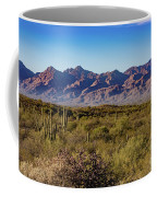 My Catalina Mountains Coffee Mug