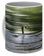Cormorant - My Catch For The Day Coffee Mug