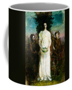 My Children Mary Gerald And Gladys Thayer Coffee Mug