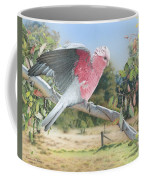 My Country - Galah Coffee Mug