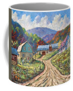 My Country My Village Coffee Mug