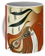 My Fair Cow Coffee Mug by Ben and Raisa Gertsberg